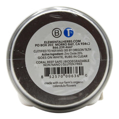 All Good Sunscreen Butter SPF50+ - 1 oz Tin Back