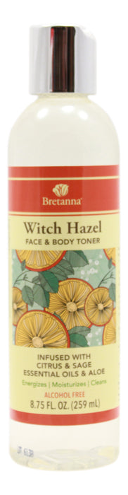Witch Hazel Citrus & Sage - 8.75 fl oz - Front