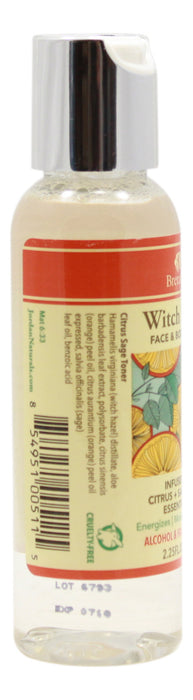 Witch Hazel Citrus & Sage - 2.25 fl oz - Info