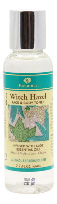 Witch Hazel Aloe - 2.25 fl oz