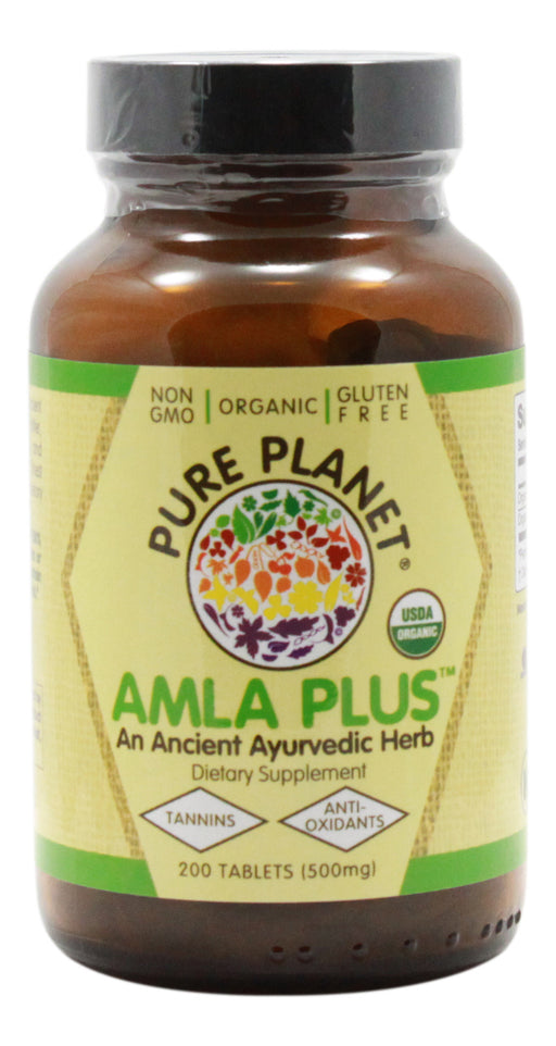 Amla C Plus - 200 Tablets - Front