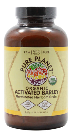 Activated Barley - 280 g Powder - Front