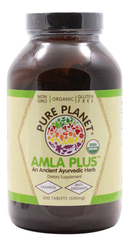 Amla C Plus - 500 Tablets - Front