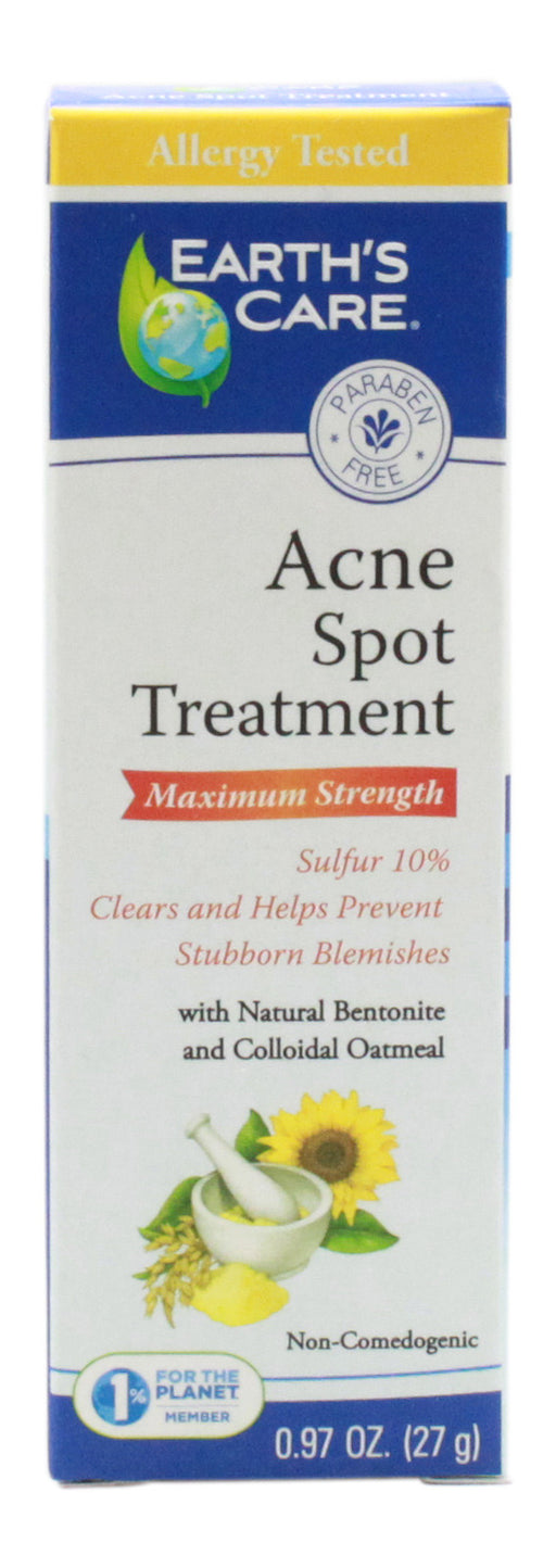 Acne Spot Treatment Maximum Strength - 0.97 oz- Front