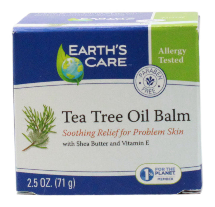Tea Tree Oil Balm - 2.5 oz - Front