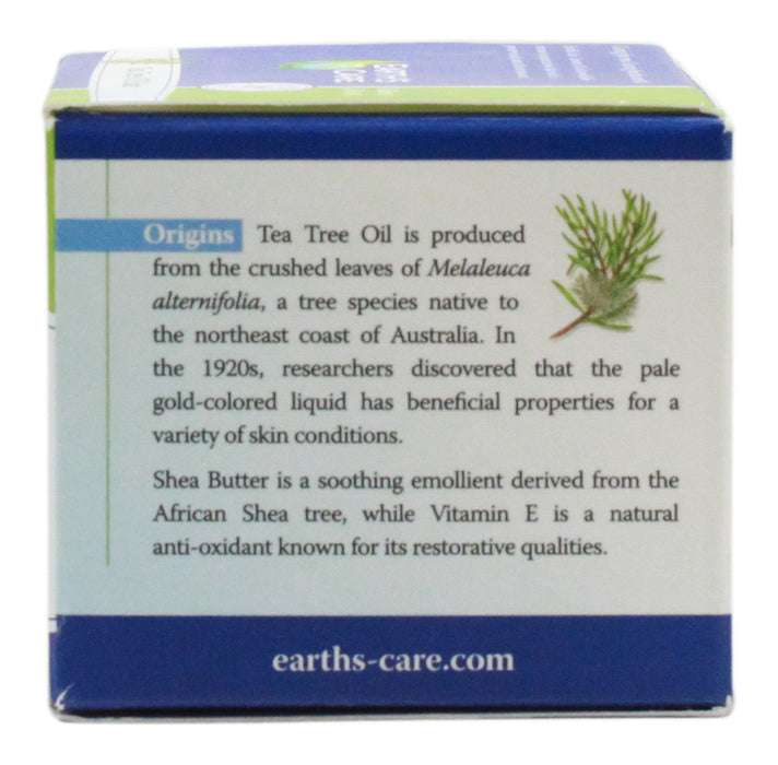 Tea Tree Oil Balm - 2.5 oz - Info