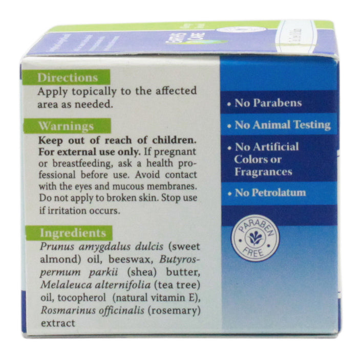 Tea Tree Oil Balm - 2.5 oz - SF