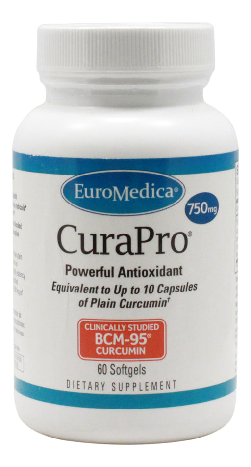 Curapro - 60 Softgels - Front