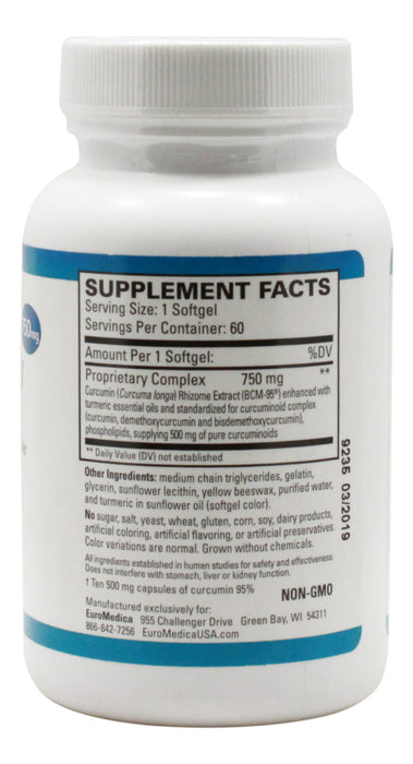 Curapro - 60 Softgels - SF