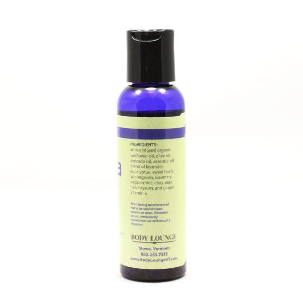 Arnica Massage Oil - 2 oz - SF