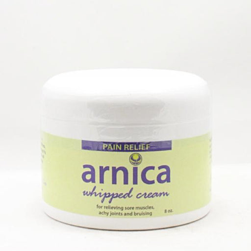 Arnica Whipped Cream - 8 oz - Front