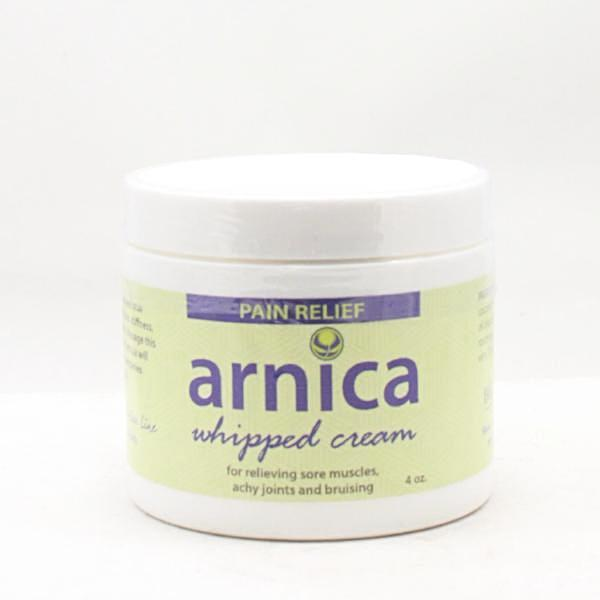 Arnica Whipped Cream - 4 oz - Front