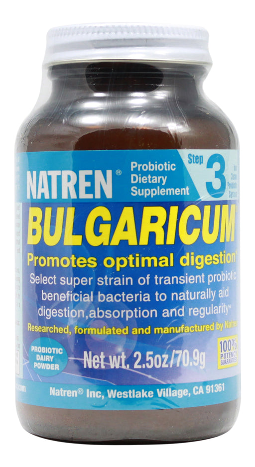 Bulgaricum (Dairy) - 2.5 oz Powder