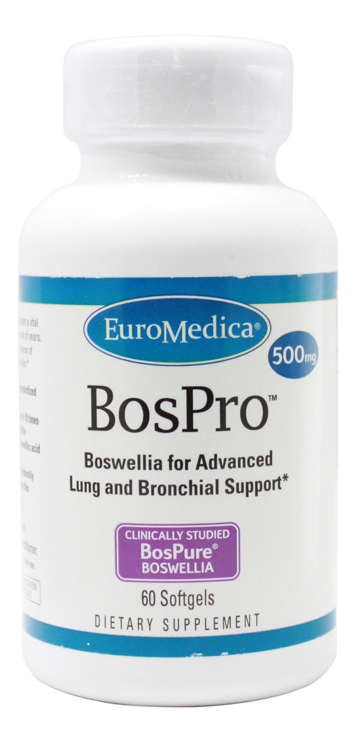 BosPro - 60 Softgels Front