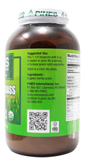 Barley Grass - 24 oz Powder Side 2