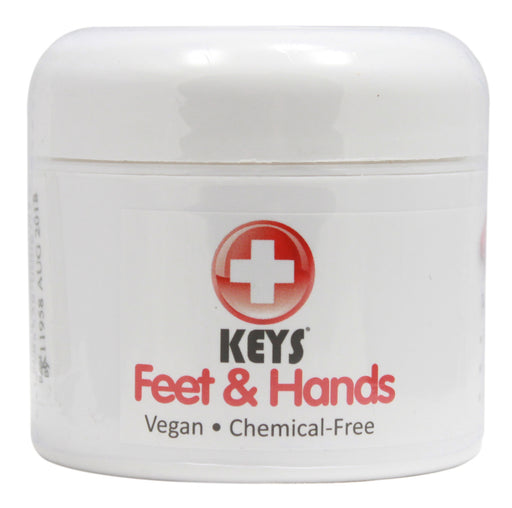 Feet & Hands - 2 oz Gel Front