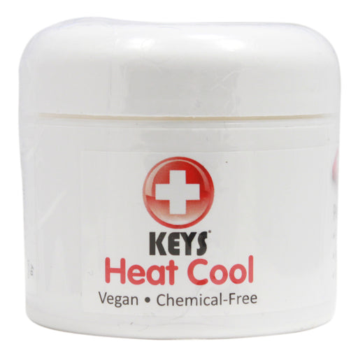 Heat Cool - 2 oz Gel Front