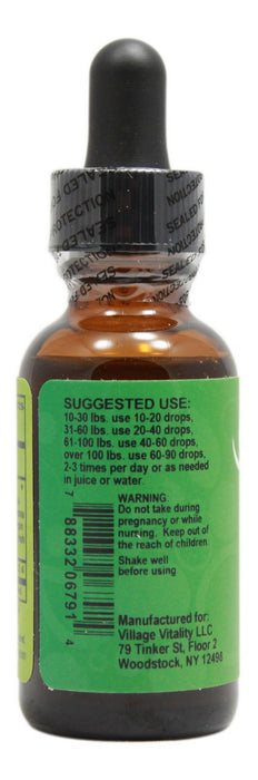 Kid's Biotic Alcohol Free - 1 oz Liquid - Info