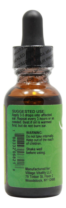 Kid's Ear Clear Oil - 1 oz - Info