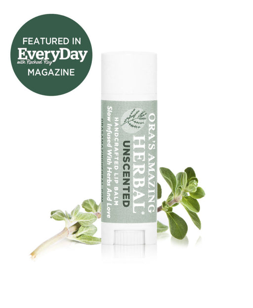 Unscented Botanical Lip Balm - .15 oz