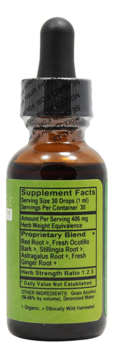 Lymph Tonic - 1 oz Liquid - Supplement Facts