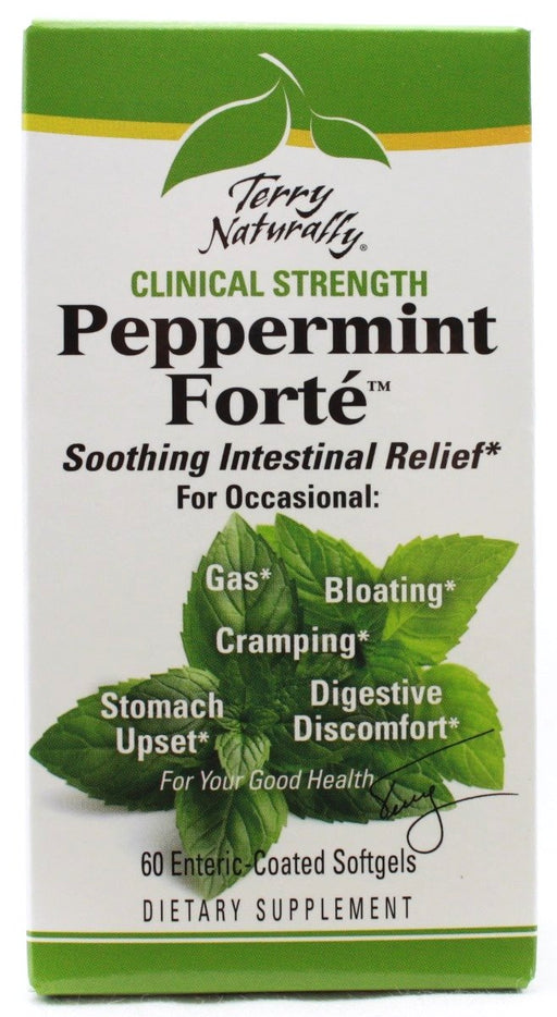 Peppermint Forte - 60 softgels