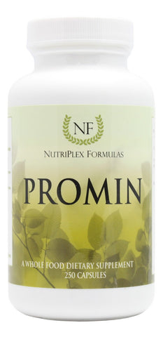Promin Complex - 250 Tablets - Front