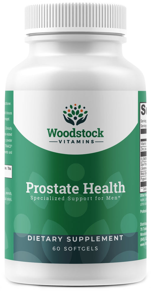 Prostate Health - 60 Softgels