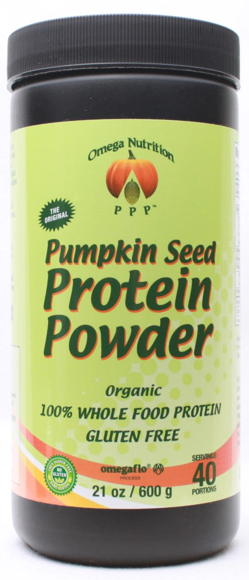 Pumpkin Seed Protein Powder -  21 oz Powder