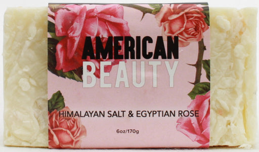 American Beauty Bar - Himalayan Salt & Egyptian Rose - 6oz