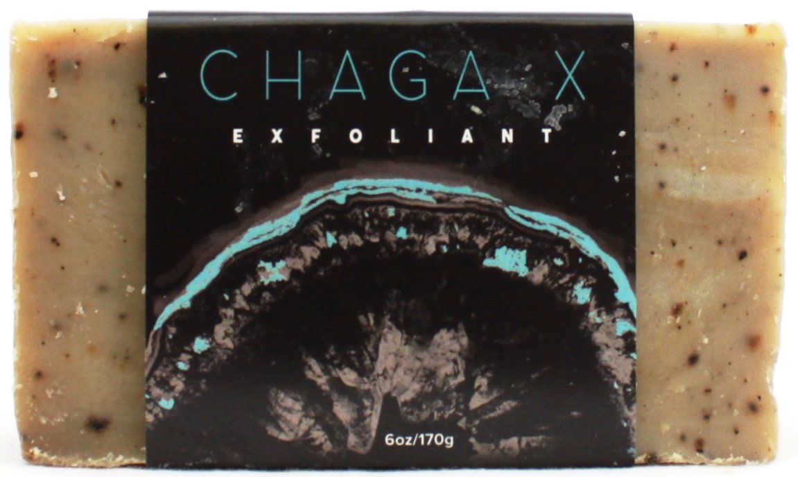 Chaga X Exfoliant Bar - 6 oz