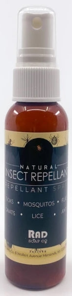 Natural Insect Repellent - 2 oz