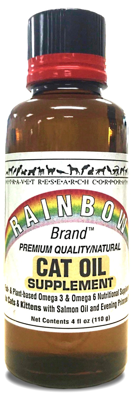 Rainbow Cat Oil - 4 oz