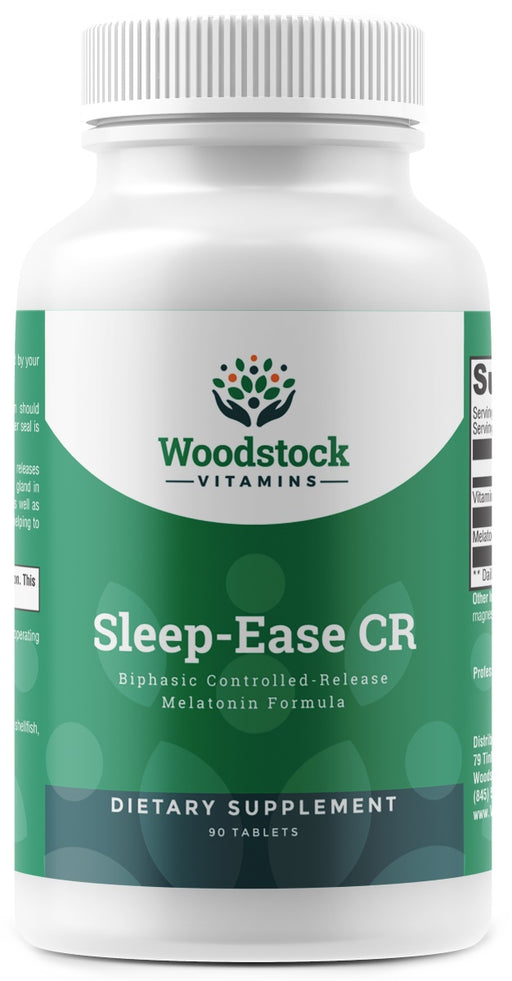 Sleep-Ease CR Melatonin - 90 Tablets