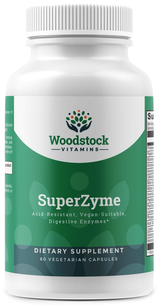 Superzyme - 60 Capsules