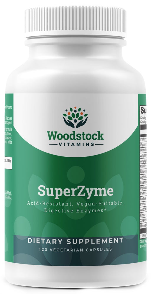 Superzyme - 120 capsules