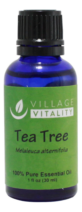 Tea Tree Essential Oil - 1 oz Liquid - Front