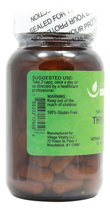 Thyroid - 90 Capsules - Info