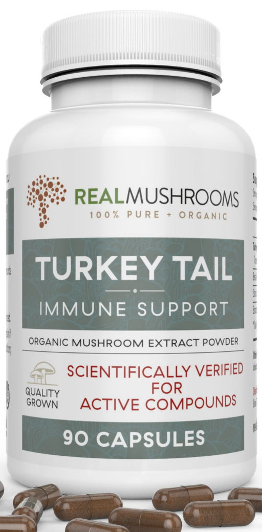 Turkey Tail - 90 Capsules