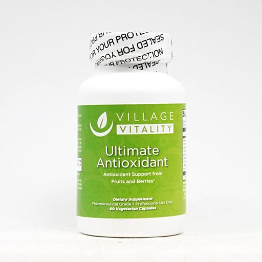 Ultimate Antioxidant - 60 Capsules - Front