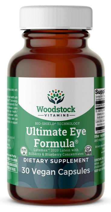 Ultimate Eye Formula - 30 Capsules