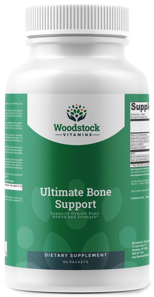 Ultimate Bone Support - 60 Packets