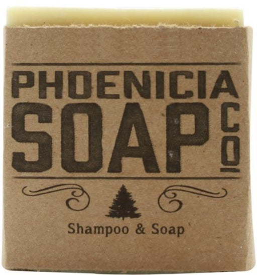 Phoenicia Soap - Rosemary Biochar - 1 Bar