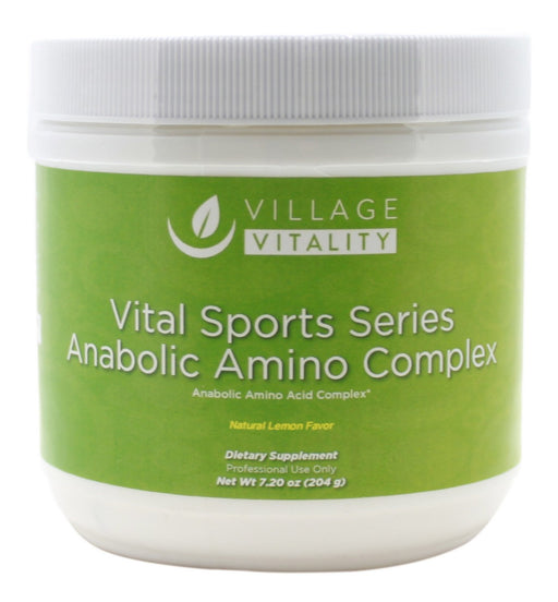 Vital Sports Series Anabolic Amino Complex - 7.2 oz Powder - Front
