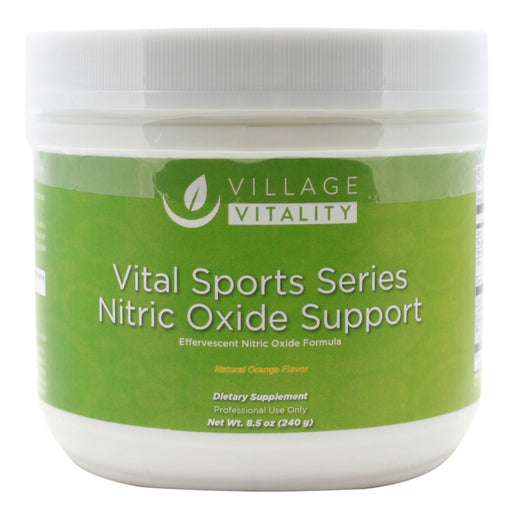 Vital Sports Series Nitric Oxide Support - 8.5 oz Powder - Front