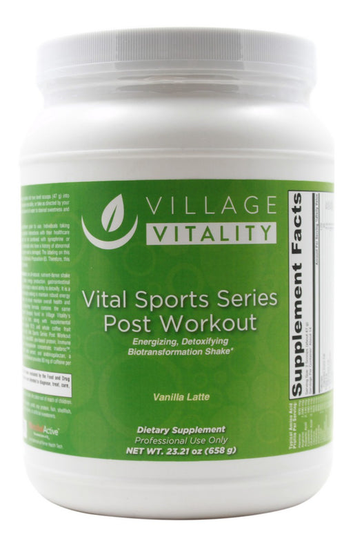 Vital Sports Series Post Workout - 23.21 oz Powder - Front
