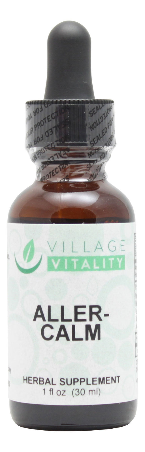 Village Vitality Aller-Calm - 1 oz Liquid