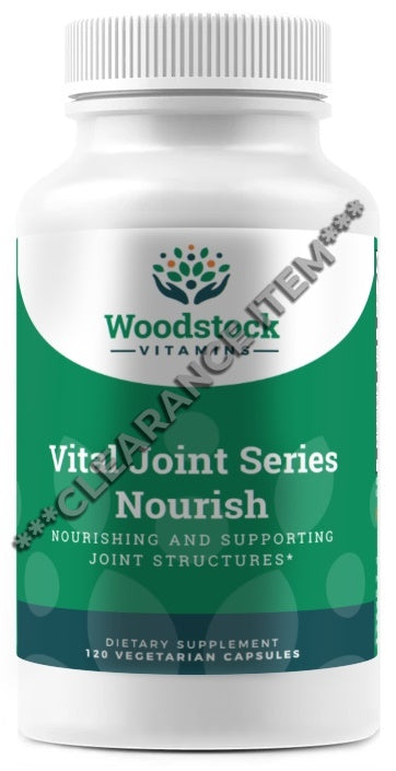 Vital Joint Series Nourish - 120 Capsules ***CLEARANCE ITEM***