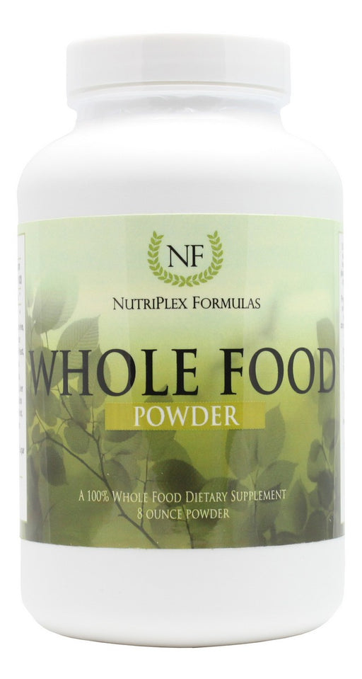 Whole Food Complex - 8 oz Powder - Front