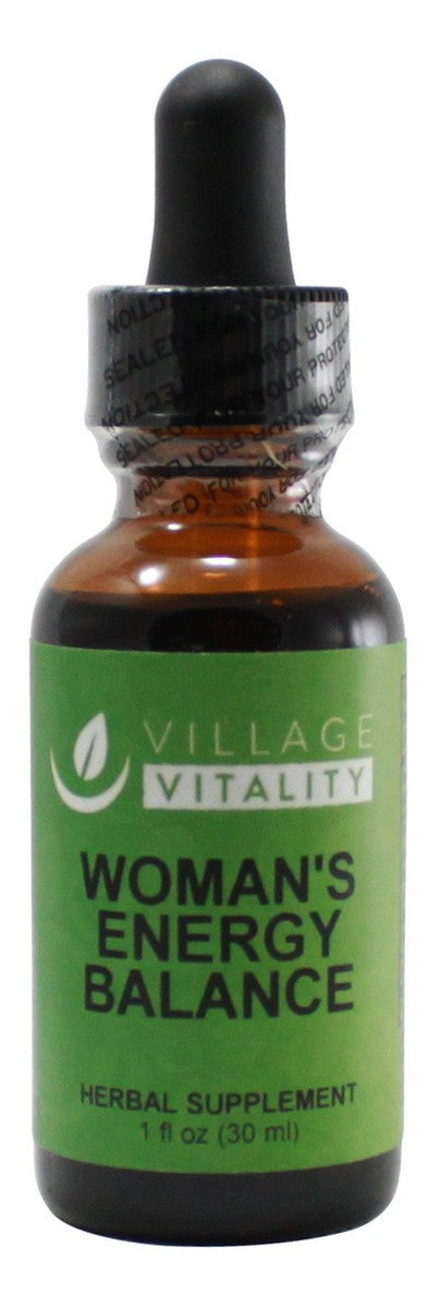 Woman's Energy Balance - 1 oz Liquid - Front